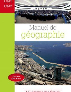 Manuel de géographieCM1-CM2