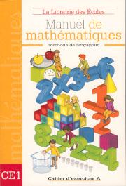 Cahier d'exercices de mathématiques A CE1