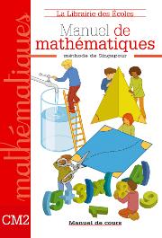 Manuel de mathématiques CM2