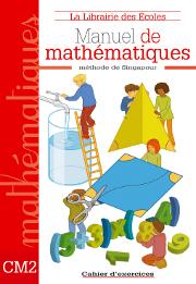 Cahier d'exercices de mathématiques CM2