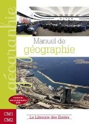 Manuel de géographie CM1-CM2