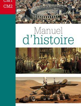 Manuel d'histoire CM1-CM2