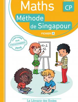 Maths - Fichier de l'élève A CP - Nouvelle édition