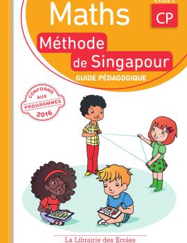 Guide pédagogique CP - Méthode de singapour