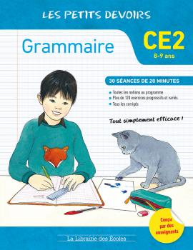 Les petits devoirs - Grammaire CE2