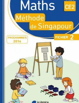 Mathematiques - Methode de Singapour - Fichier 2 - CE2