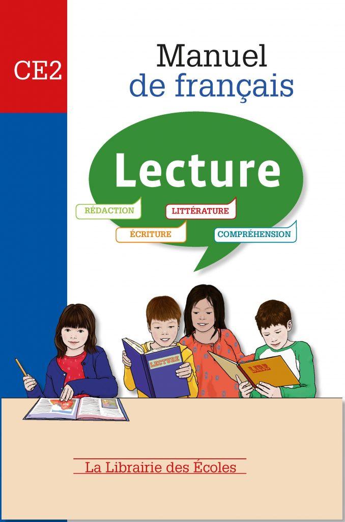 Manuel de français CE2 – Lecture
