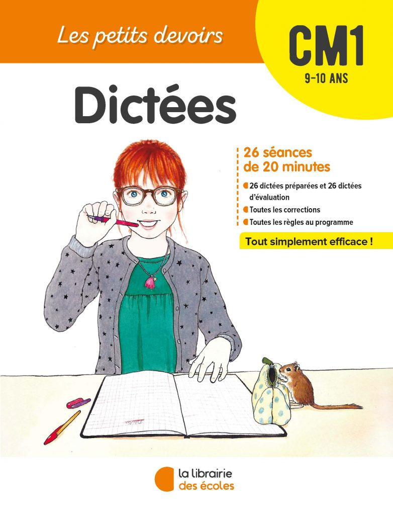 Les petits devoirs - Dictées - CM1