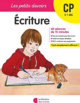 Ecriture CP - Les petits devoirs