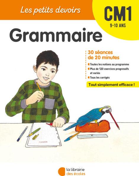 Grammaire cm1