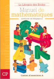Cahier d'exercices de mathématiques A CP