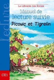Lecture suivie Picouic et Tigrelin Tome 1