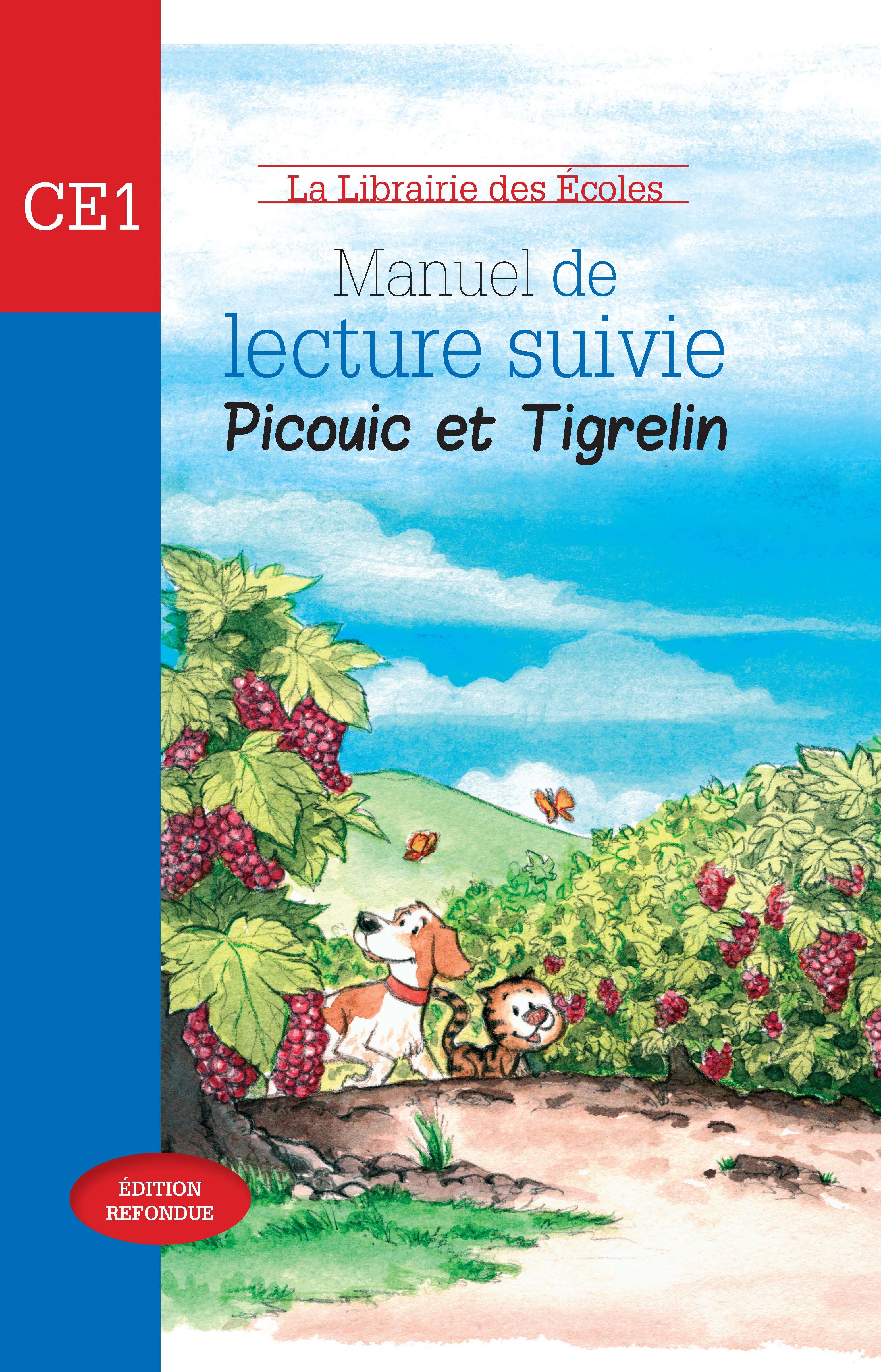 Manuel De Lecture Suivie Picouic Et Tigrelin