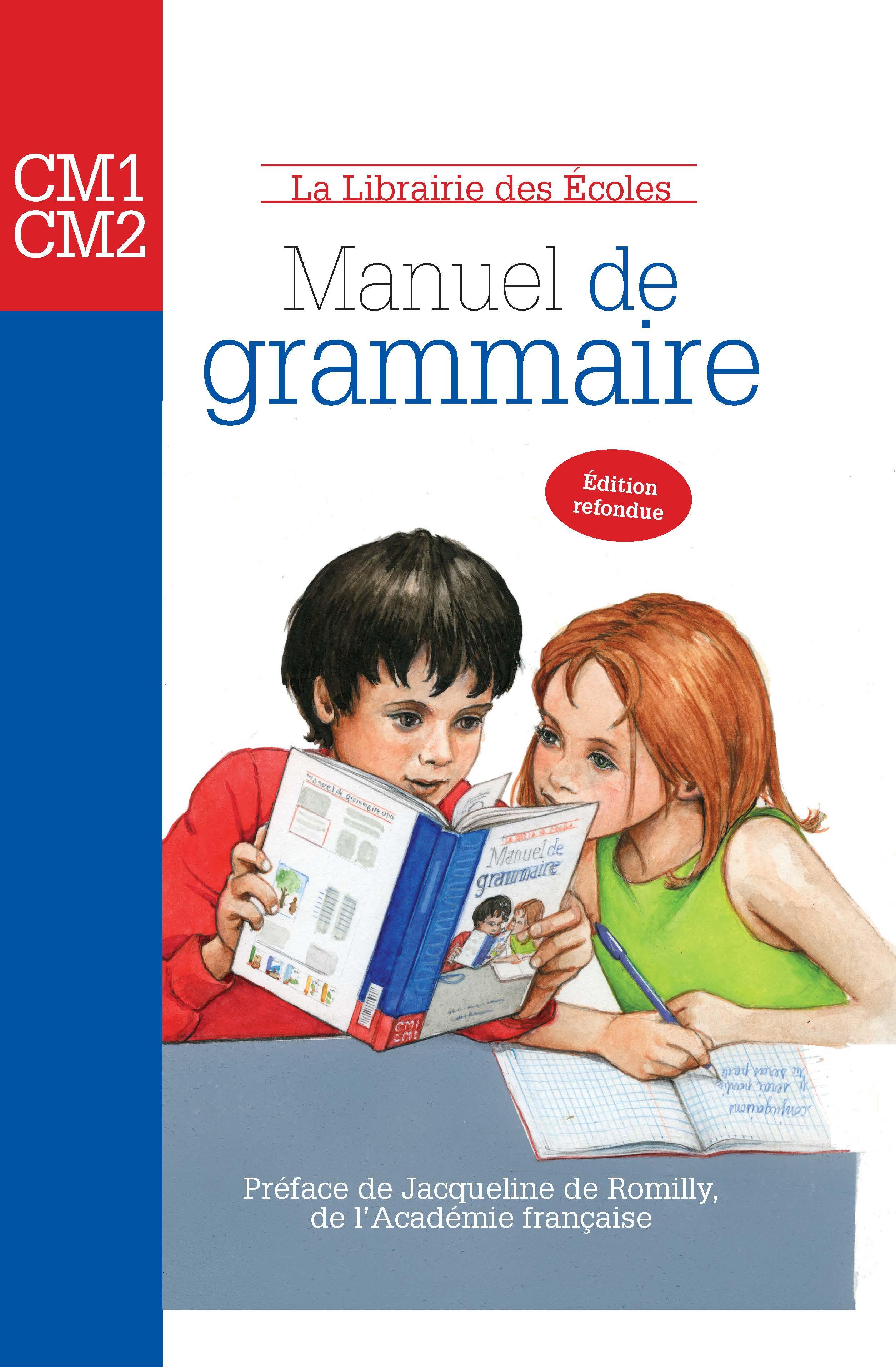 manuel de grammaire - cm1-cm2