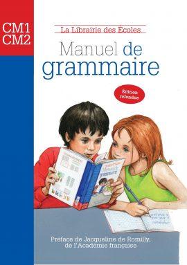 Manuel de grammaire – CM1-CM2
