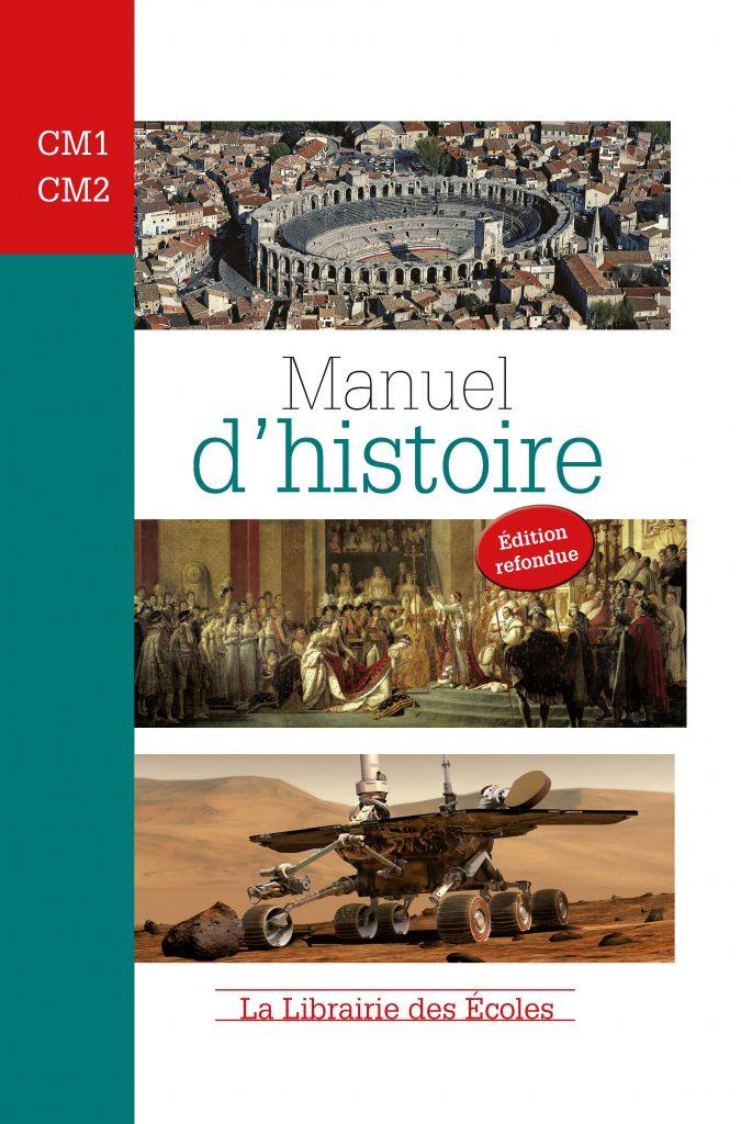 manuel d u0026 39 histoire - cm1- cm2