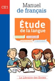 Manuel de français - Étude de la langue CE1