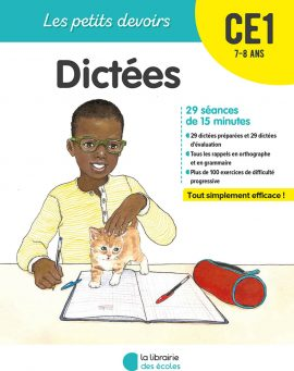 Les petits devoirs - CE1 - Dictées