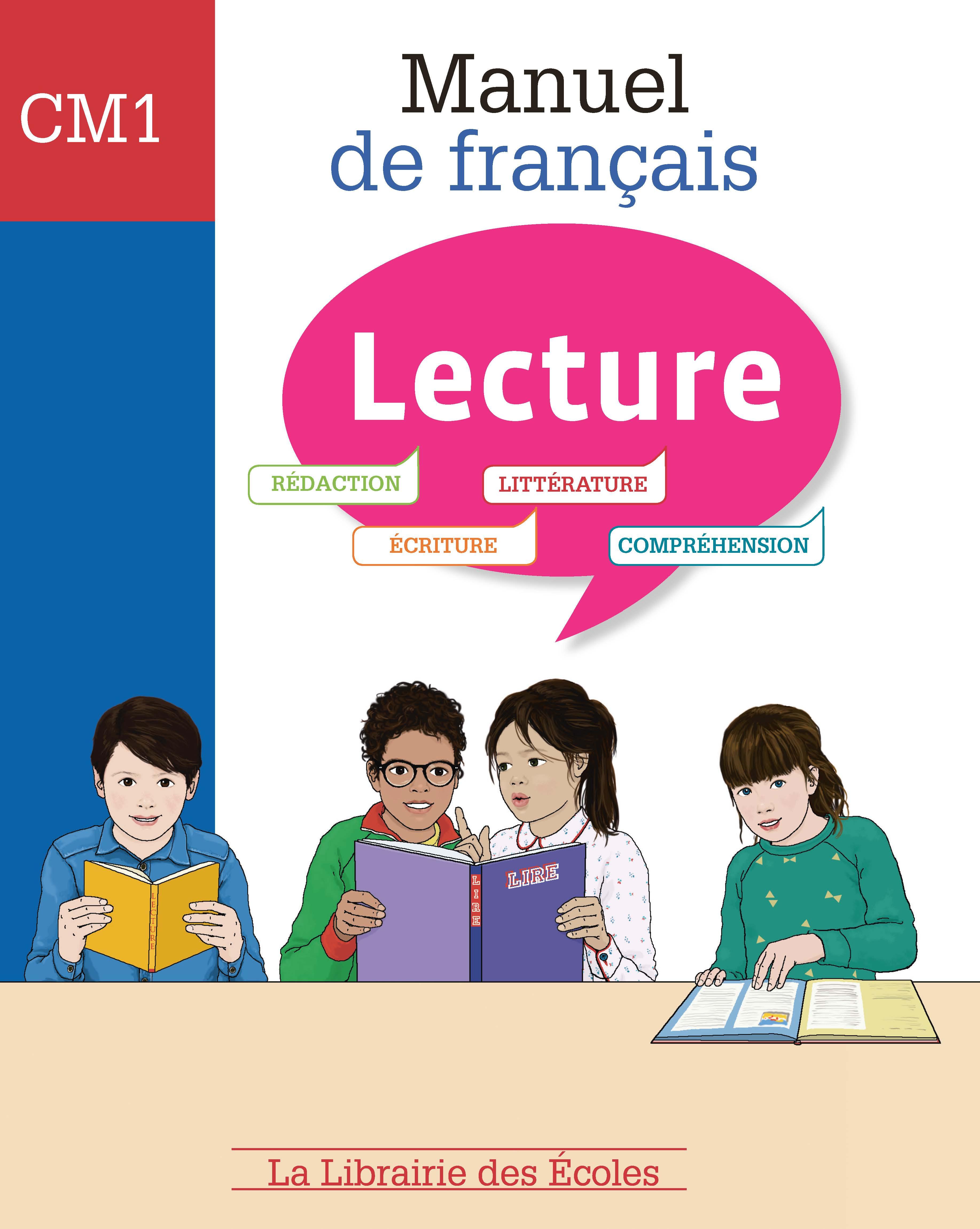 Manuel De Francais Cm1 Lecture