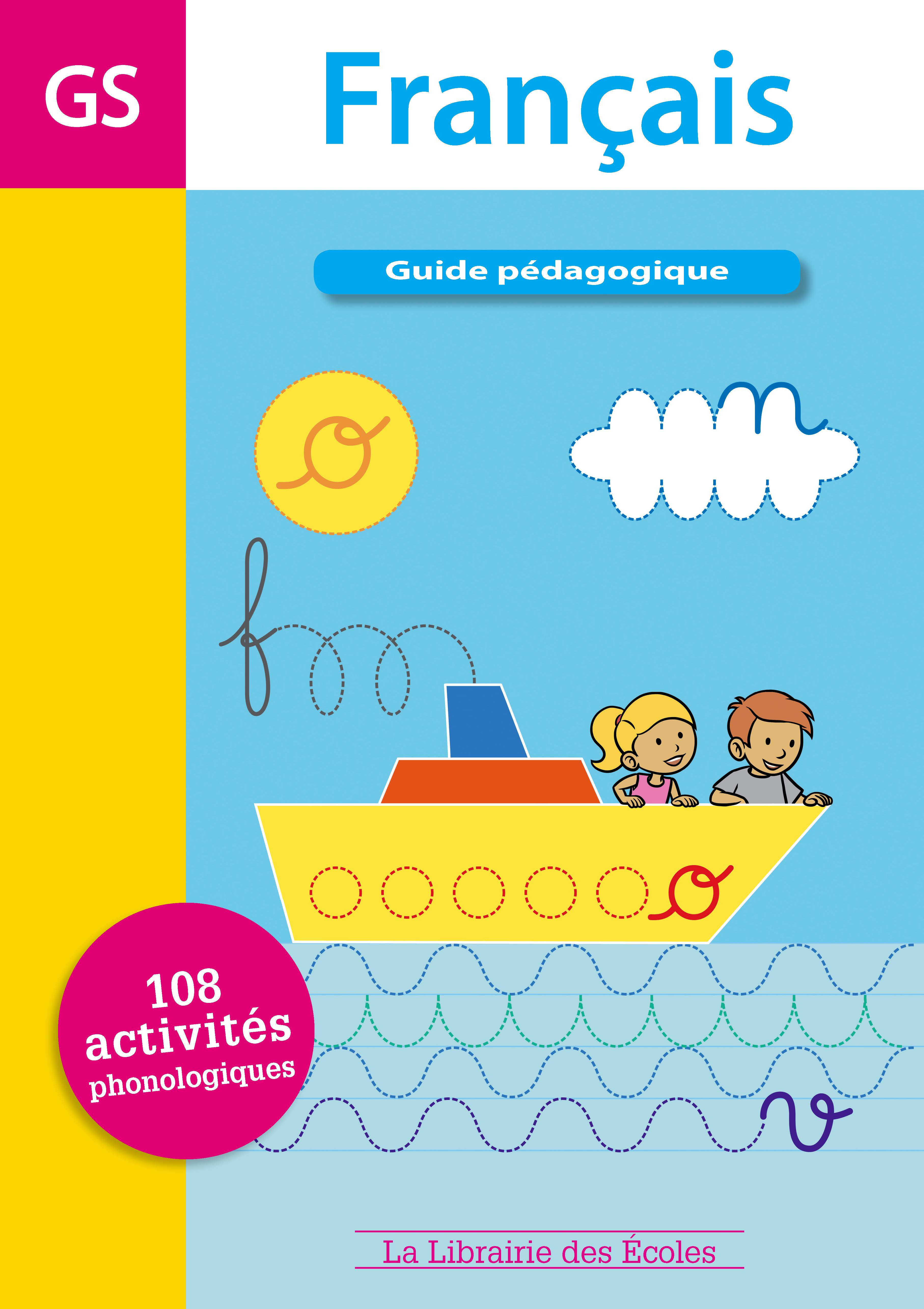 Guide pédagogique Français GS