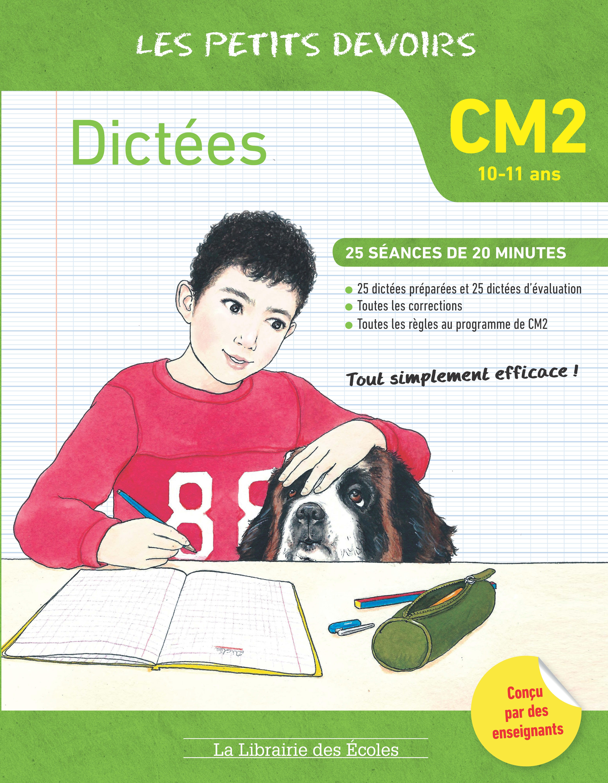 les petits devoirs - dict u00e9es cm2