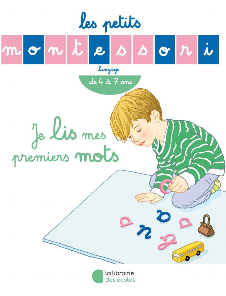 Les Petits Montessori – Je lis mes premiers mots