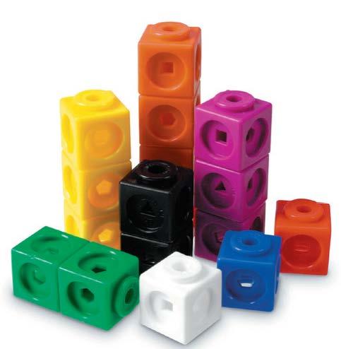 Cubes emboîtables multidirectionnels