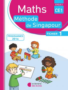 Méthode de Singapour - CE1 - édition 2016 - fichier 1