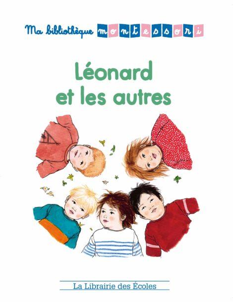 Ma bibliothèque Montessori - Léonard et les autres
