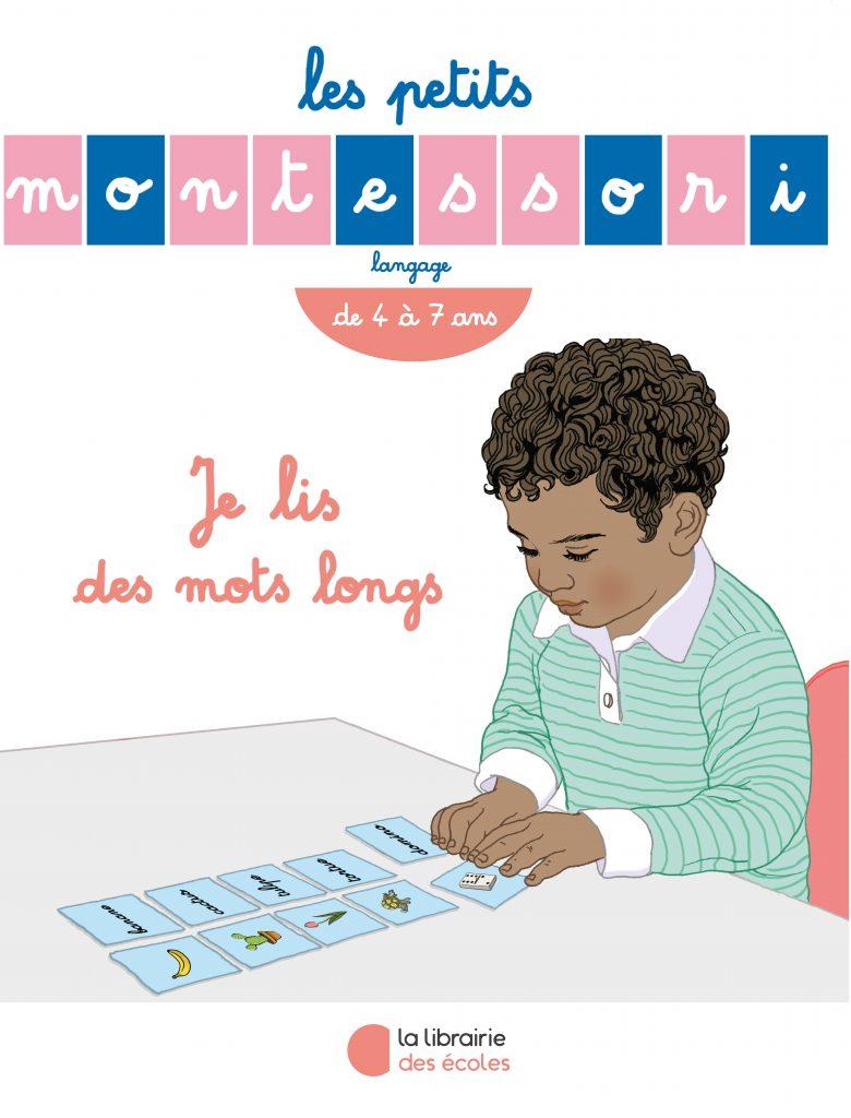 Les Petits Montessori – Je lis des mots longs