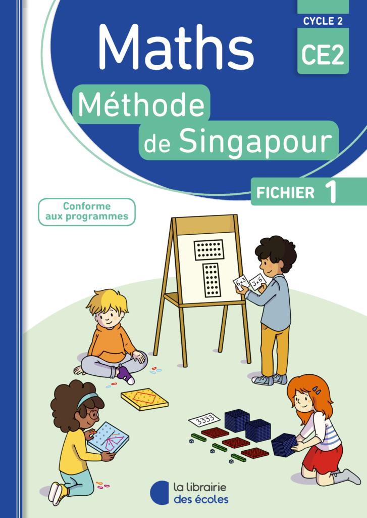 nouvelle  u00e9dition maths singapour - fichier de l u0026 39  u00e9l u00e8ve 1 - ce2