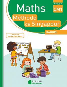 Manuel - Méthode de Singapour - CM1