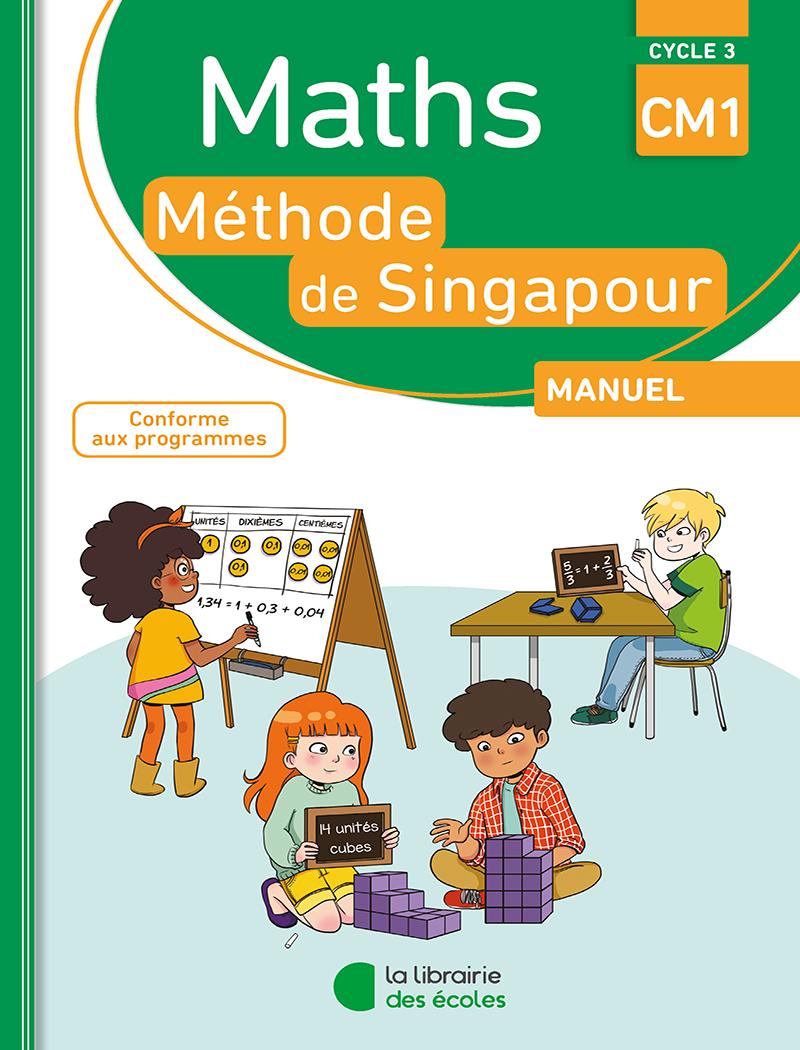m u00e9thode de singapour cm1 - manuel de l u0026 39  u00e9l u00e8ve
