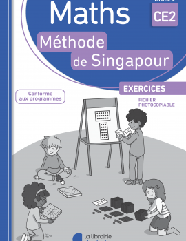 Maths de Singapour - Fichier photocopiable CE2