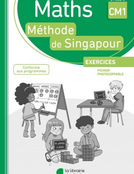 Maths de Singapour - Fichier photocopiable CM1