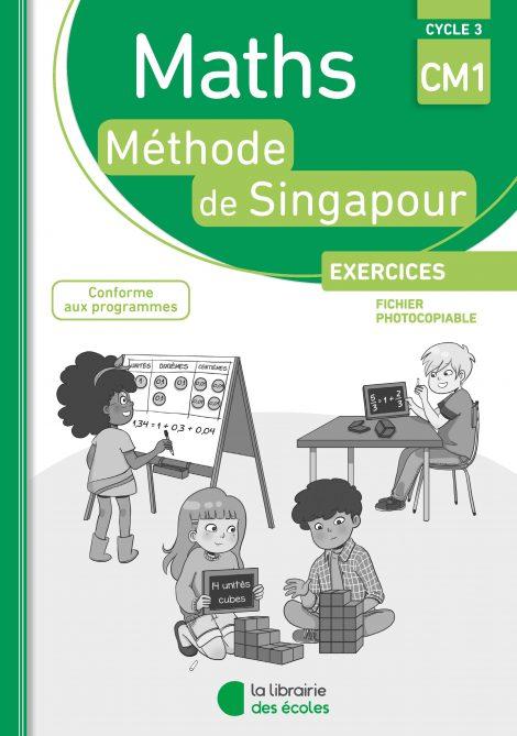Maths de Singapour - Fichier photocopiable CM1