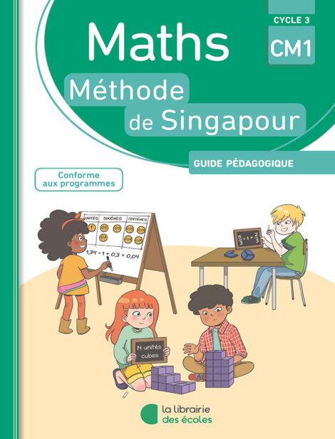 Méthode de Singapour - maths - CM1 - fichier photocopiable