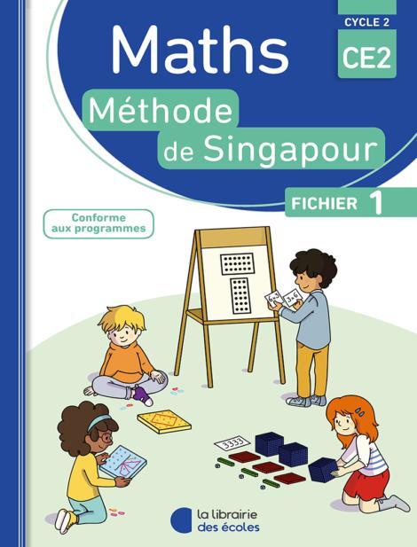 Méthode de Singapour - CE2 - Edition 2016 - Fichier 1