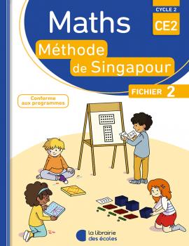 Méthode de Singapour - CE2 - Edition 2016 - Fichier 2