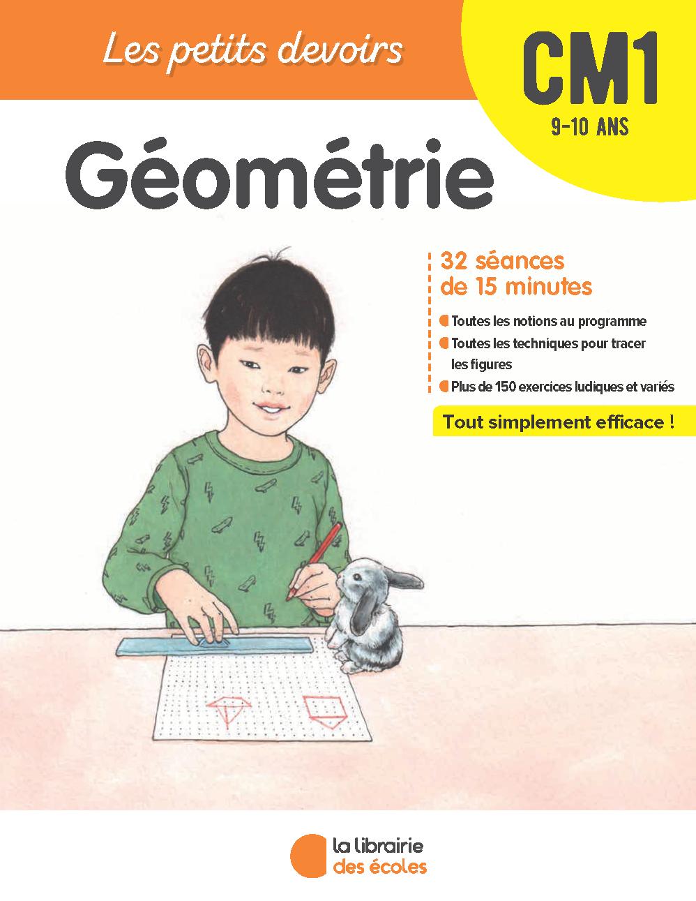 Les petits devoirs - Géométrie CM1