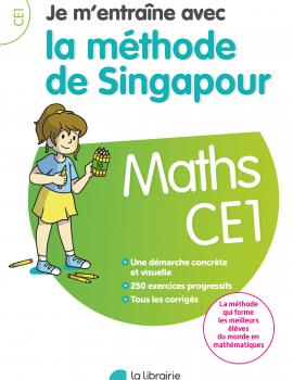 Je m'entraîne avec la méthode de Singapour CE1