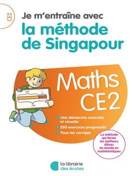 Je m'entraîne avec la méthode de Singapour - CE2