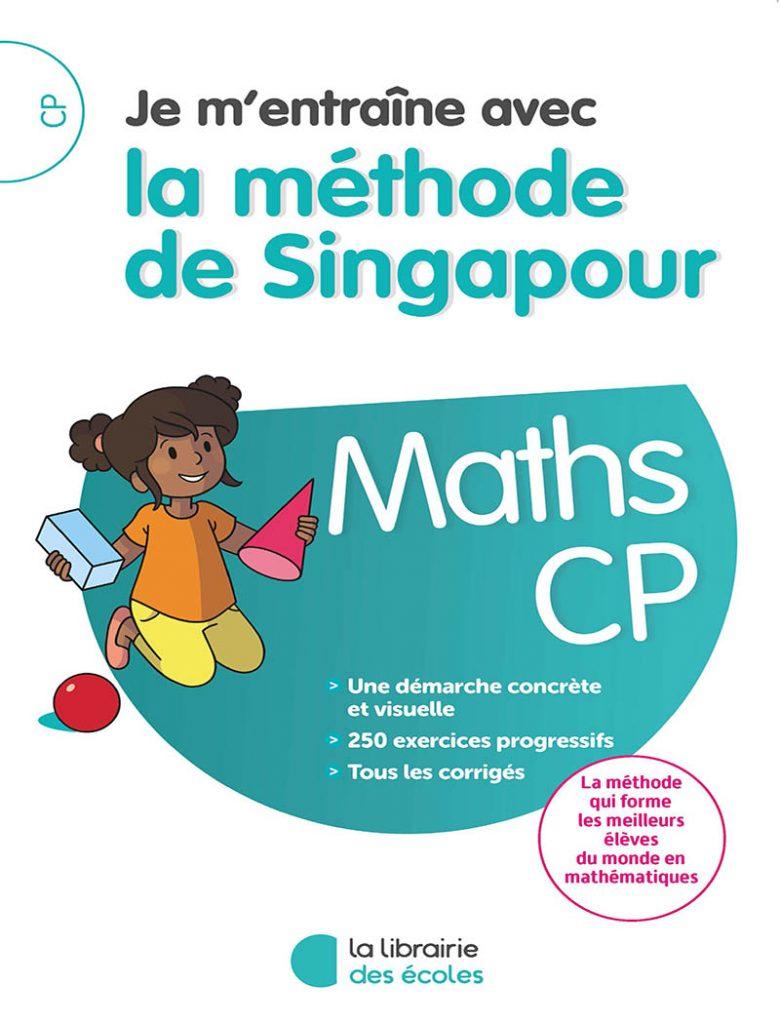 Je m'entraine avec la méthode de Singapour - CP