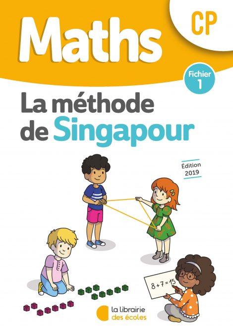 Maths - Méthode de Singapour - Fichier 2 - Edition 2019