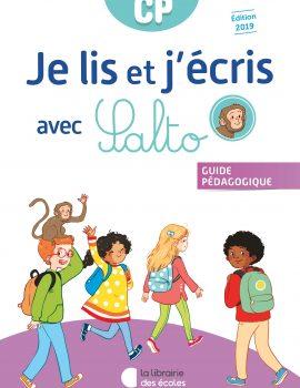 Je lis et j'écris avec Salto CP - Edition 2019 - Guide pédagogique