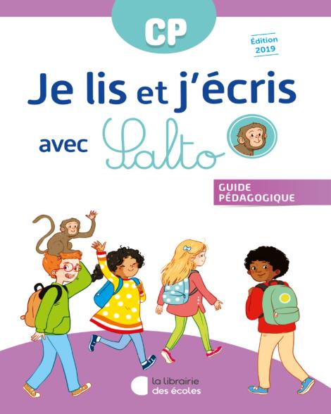 guide pédagogique salto CP - la librairie des écoles