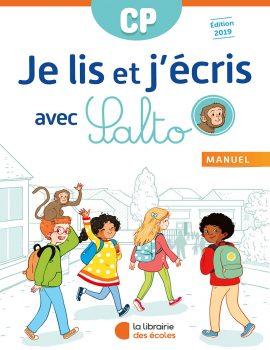 Je lis et j'écris avec Salto - CP - édition 2019 - manuel