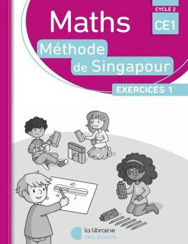 Méthode de Singapour - Pack de 10 - CE1 - Exercice 1