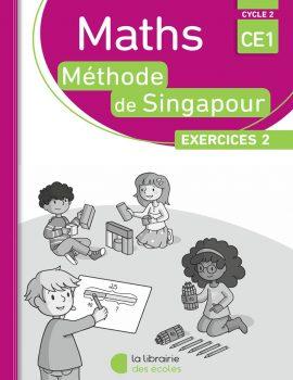 Méthode de Singapour - Pack de 10 - CE1 - Exercice 2