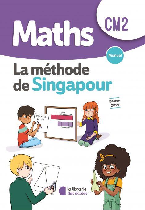 La méthode de Singapour - CM2 - manuel